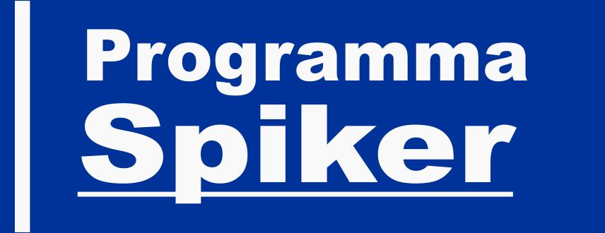 PROGRAMMA SPIKER 2016-2017