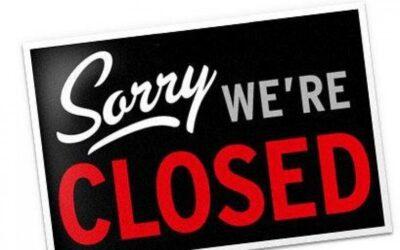 Accommodaties van Stichting Sportkompas gesloten